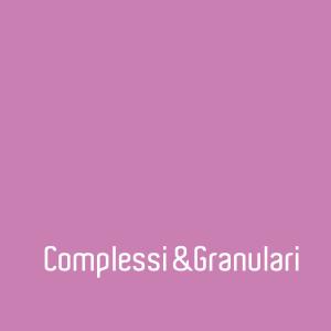 Complessi&Granulari